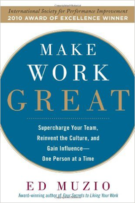 Make Work Great Book Image